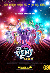 My Little Pony: A film