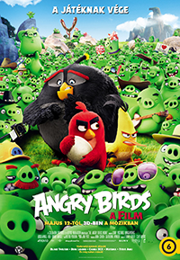Angry Birds- A film